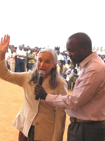 Alison Des Forges, Human Rights Watch expert on Rwanda, died Thursday in the crash of Continental Airlines Flight 3407.