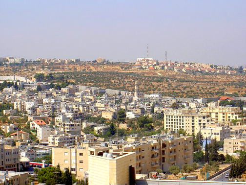 The little town of Bethlehem is hemmed in by the Israeli separation – or apartheid – wall that separates Palestinians from their lands and livelihoods.