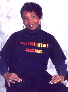 "Charisse Shumate, a founding member of the California Coalition for Women Prisoners, died fighting for the rights of all prisoners. For Freedom Archives' documentary about her, ""Fighting for Our Lives,"" contact CCWP."