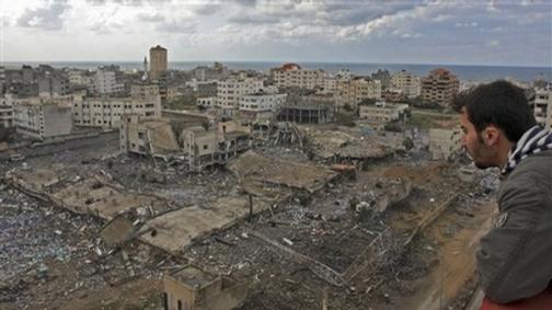 gaza-in-ruins-january-2009, The great debate: Hamas vs. the U.S. Senate, World News & Views